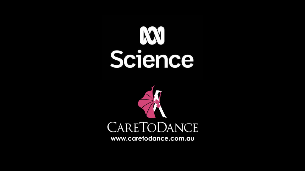 CareToDance on ABC: Power of music on the brain – Dementia & Parkinsons, CareToDance | Private & Group Dance Classes and Lessons in Sydney NSW