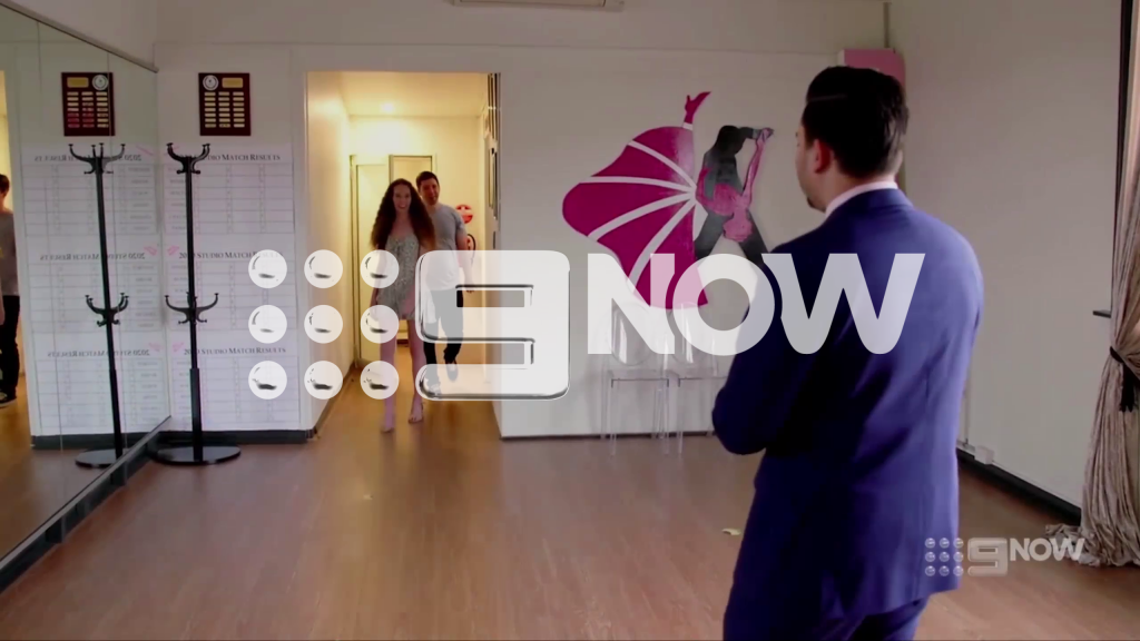 Married at First Sight Season 8 – Patrick and Belinda take a salsa dancing class at CareToDance, CareToDance | Private & Group Dance Classes and Lessons in Sydney NSW